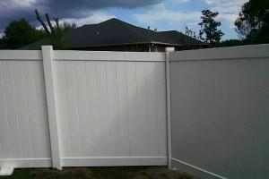 Vinyl fencing needs